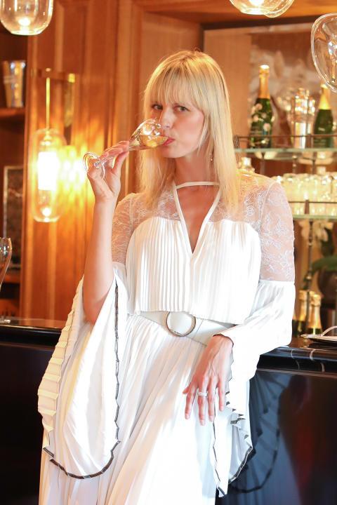 Karolina_Kurkova at Maison Belle Epoque