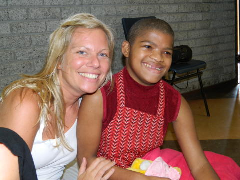 Volunteer blog: A SHORT RETURN BY KARIN