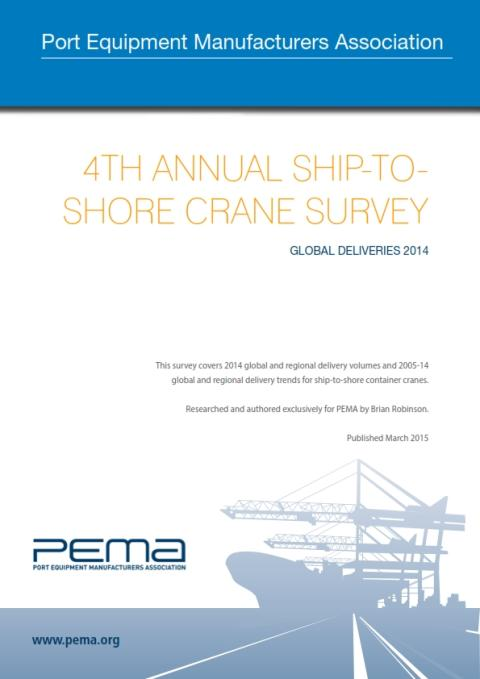 PEMA releases global market surveys on 2014 port equipment deliveries