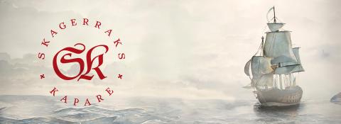 Exposé över Skagerraks Kapare - sommarutställning på Havets Hus