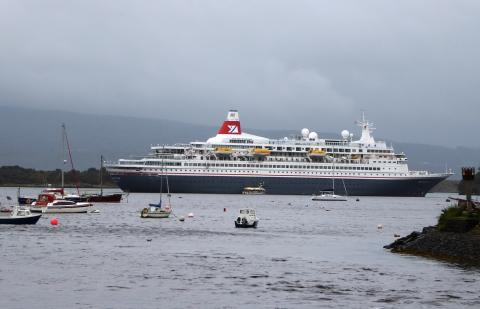 Enjoy scenic sailing from Scotland with Fred. Olsen Cruise Lines in 2017