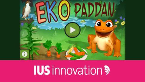 Lekfullt spel lär barn om hållbara måltider och ekologiska odlingar