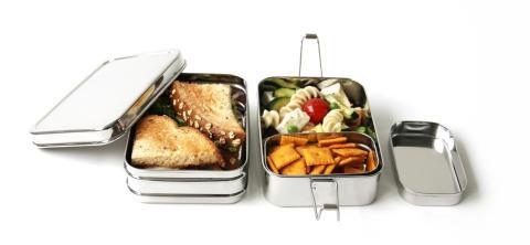 Matlåda Three-in-one - med mat