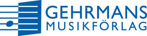 Gehrmans logo, blå, jpg