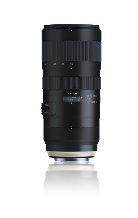 Tamron SP 70-200mm G2 topp