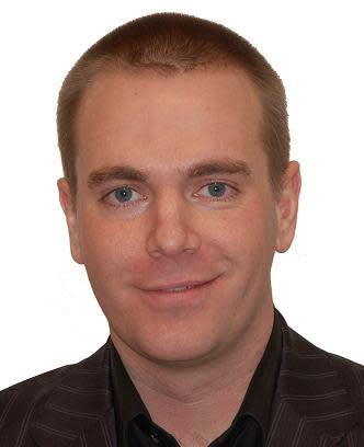 Anders Wennerberg, ny vice vd för Swedish Medtech