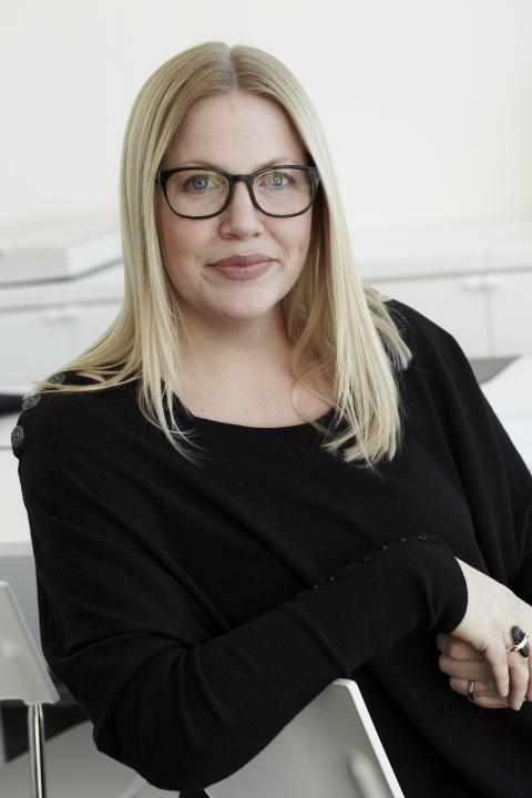 Ulrica Hurtig, designer Boråstapeter