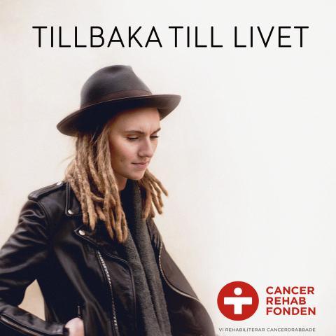 Omslag - Tillbaka Till Livet - Johanna Pettersson