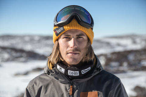 Ståle Sandbech. Foto: Matt Pain / Snowboardforbundet