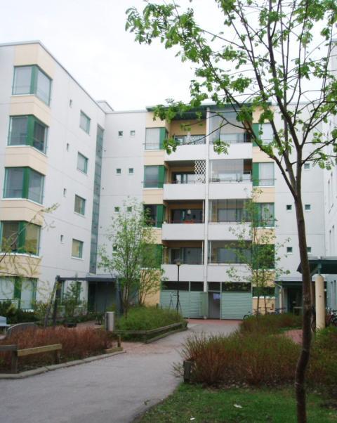Asuntoesittely Helsingin Vuosaaressa 24.10.2016