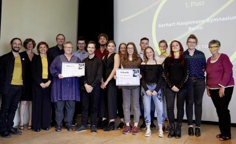 Französischwettbewerb FrancoMusiques prämiert Schulklassen aus Berlin, Hoyerswerda und Herbolzheim