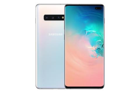 Galaxy S10+_front_back_white