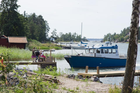 Ny båtlinje från Norrtälje till skärgården