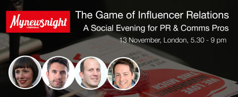 Mynewsnight: The Game of Influencer Relations