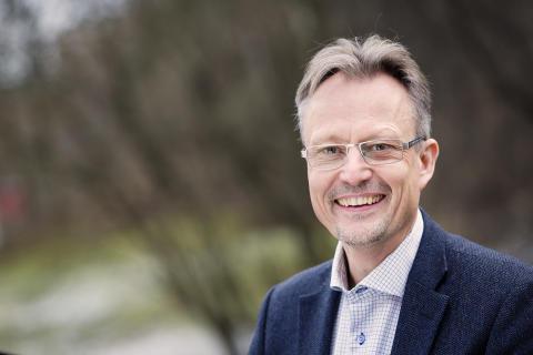 Vi-skogens vice vd Henrik Brundin