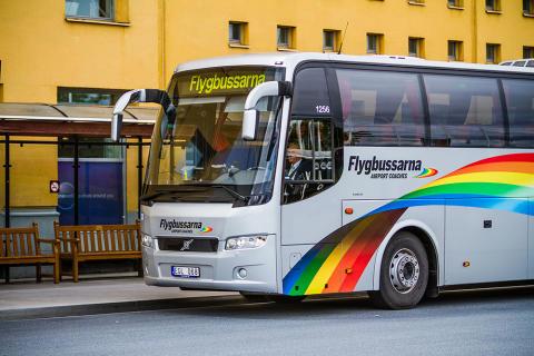 Flygbussarna är stockholmarnas nya favorittransportör 2017!