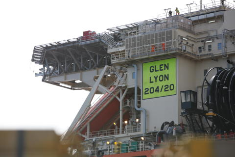 The Glen Lyon in Haugesund, Norway