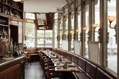 Premiär för söndagsbrunch på Berns Bistro & Bar