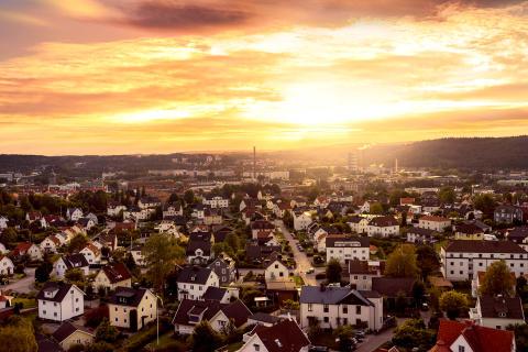 Konkurrenskraftig fjärrvärme i Borås