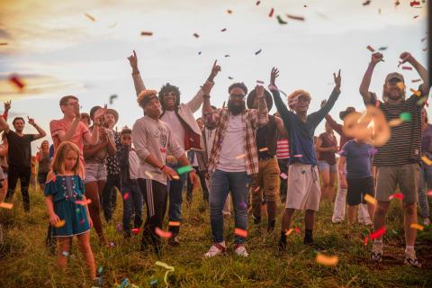 """Årets danslåt: Här är den officiella videon till Blanco Browns """"The Git Up"""""""