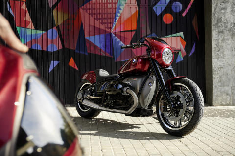 BMW Motorrad Concept R 18 /2, kuva 5