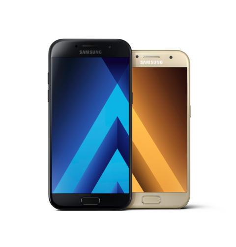 Samsungs nya Galaxy A-serie – mobiler som kombinerar teknik och design i toppklass