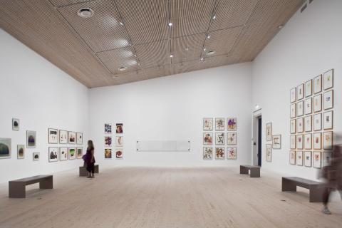 Museichef Bera Nordal föreläser om samlingen på Nordiska Akvarellmuseet