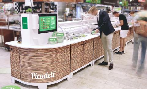Picadeli i samarbete med tyska livsmedelsjätten Rewe – öppnar dörrarna för stor Tysklandsetablering