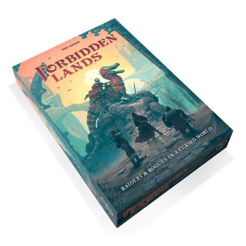 Forbidden Lands spelbox