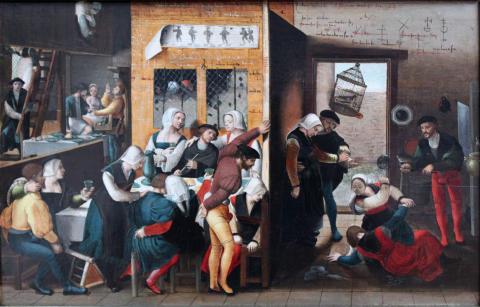 Liv, lust och last i det medeltida Stockholm