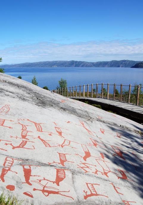 Rock Art in Alta, Norway, 4 of 5