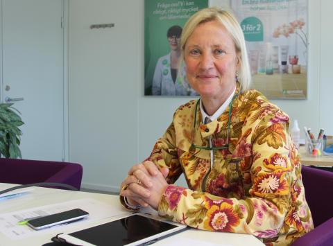 Ingrid Bonde ny ordförande i Apotekets styrelse