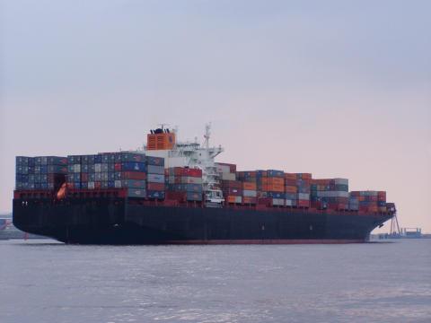 Konflikten i Göteborgs hamn - en informationsberg- och dalbana för leveranser
