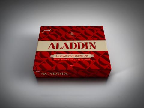 Aladdin red
