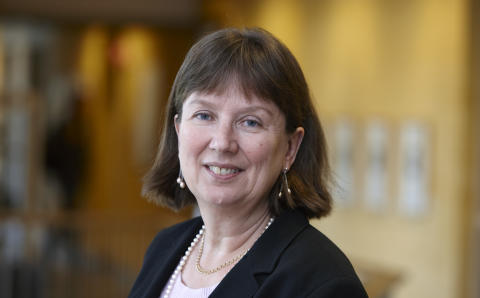 Högskolan i Skövdes rektor blev årets inspirerande ledare