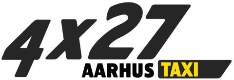 Logo Taxi 4x27 - Aarhus lille