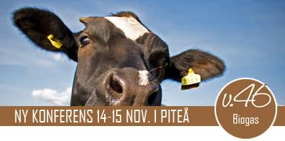 Ny programpunkt v.46 Biogas och framtiden