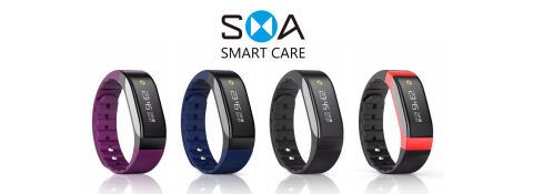 Kom i form med SMA aktivitetsarmbånd!