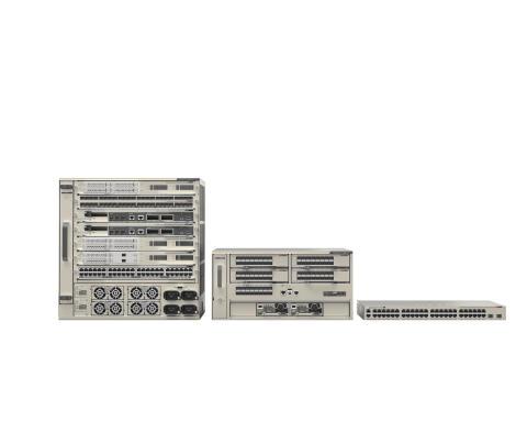 Nya routrar och switchar för företag på Cisco Live