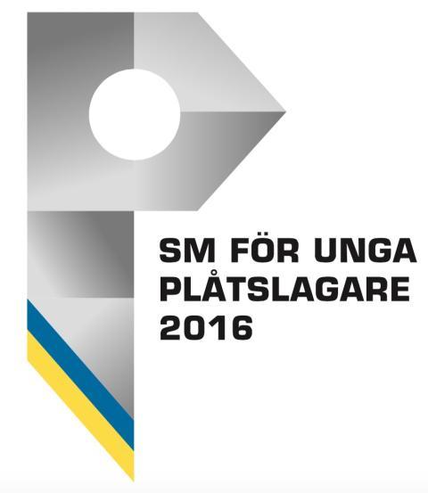 """Stort intresse för lokala uttagningstävlingar i """"SM för unga plåtslagare 2016"""""""