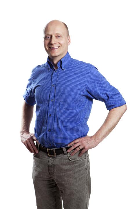 Manfred Otterheim, konsult inom Omvärldsbevakning