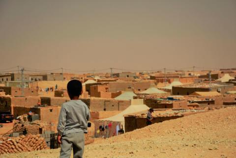 Nya befolkningssiffror i västsahariska läger