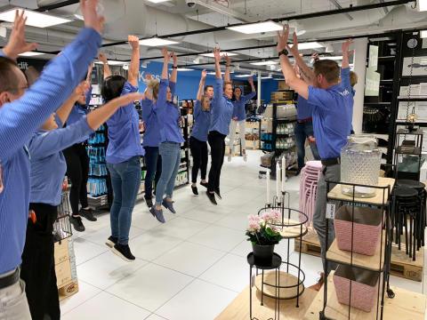 Clas Ohlson avasi uuden myymälän Tampereella