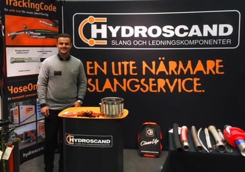 Hydroscand ställer ut på EURO EXPO i Karlskrona