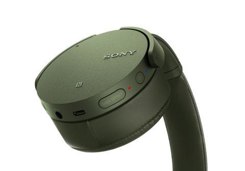 MDR-XB950N1 von Sony_grün_6