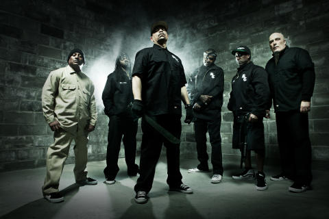 Body Count feat. Ice-T til NorthSide 2018