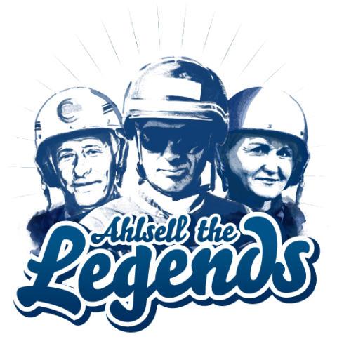 Legendarerna intar Solvalla den 14 augusti 2013