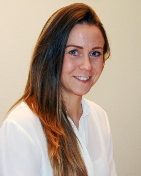 Anna Turunen Ansvarig Kundsupport SMC Pneumatics Sverige