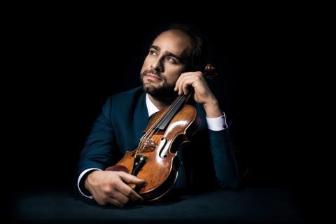 Camerata Nordica inleder säsongen med Giovanni Guzzo som ledare och solist