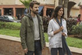 Mel Raido o Karima McAdams i Deep State, premiär på FOX den 23/4 kl 21.55.